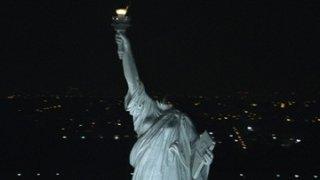 Cloverfield, un'immagine della Statua della Libertà decapitata