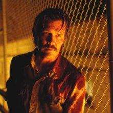Josh Brolin in una scena del thriller Non è un paese per vecchi