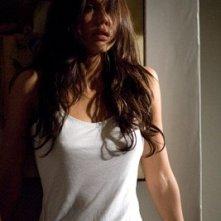 la bella Jessica Alba in una scena del film The Eye