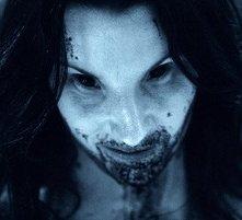 Megan Franich in una sequenza del film 30 giorni di buio