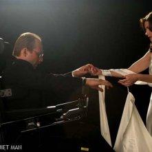 Elisha Cuthbert e Christian Slater in una scena del film He Was a Quiet Man, 2007