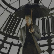 Hayden Christensen in una sequenza del film Jumper - Senza confini