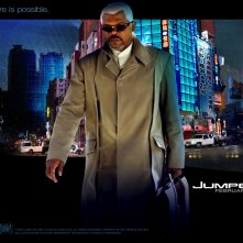 Wallpaper del film Jumper - Senza confini con Samuel L. Jackson