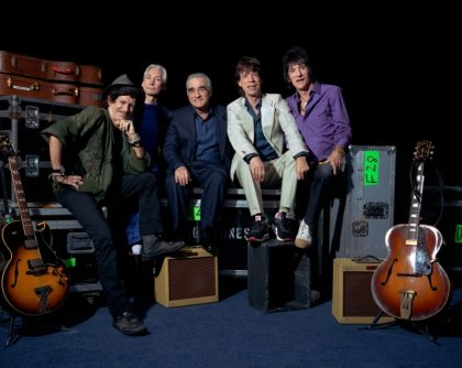 I Rolling Stones con Martin Scorsese, regista di Shine a ...