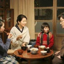 Mitsugoro Bando, Miku Sato, Sayuri Yoshinaga e Mirai Shida in 'Kabei'