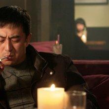 Zhang Jia-yi in una scena di In Love We Trust