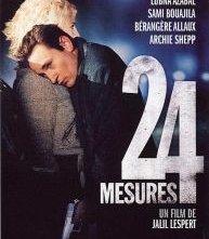 La locandina di 24 mesures