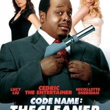La locandina di Code Name: The Cleaner