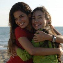 Valentina Izumì in un'immagine nel teen movie in salsa tricolore Questa notte è ancora nostra