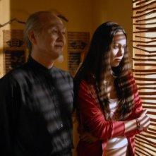 Valentina Izumì è una ragazza di origine cinese nel film Questa notte è ancora nostra