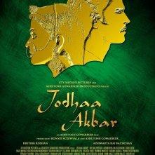 La locandina di Jodhaa Akbar