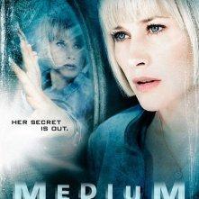 La locandina della quarta stagione di Medium