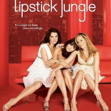 La locandina di Lipstick Jungle