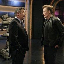 Alec Baldwin e Conan O'Brien nell'episodio 'Tracy Does Conan' della prima stagione di 30 Rock