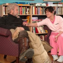 Gordon Pinsent e Kristen Thomson in una sequenza di Away from Her - Lontano da lei
