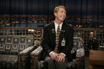 Jack McBrayer nell'episodio 'Tracy Does Conan' della prima stagione di 30 Rock