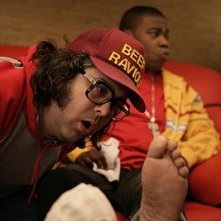 Judah Friedlander e Tracy Morgan nell'episodio 'Corporate Crush' della prima stagione di 30 Rock