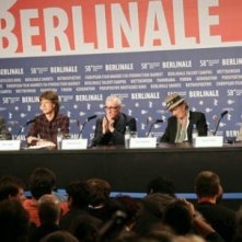 Martin Scorsese e i Rolling Stones presentano Shine a Light a Berlino 2008