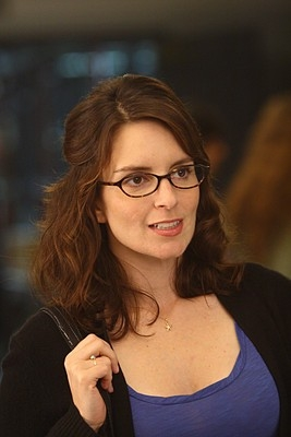 Tina Fey in una scena dell'episodio 'Cougars' della seconda stagione di 30 Rock