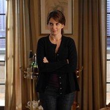 Tina Fey in una scena dell'episodio 'Jack Gets in the Game' della seconda stagione di 30 Rock