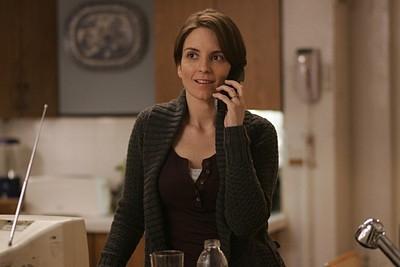 Tina Fey nell'episodio 'Blind Date' della prima stagione di  30 Rock