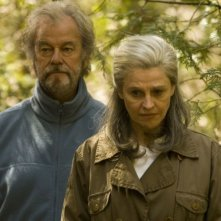Una foto di Julie Christie e Gordon Pinsent nel film Away from Her - Lontano da lei