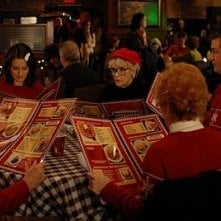 Una scena dell'episodio 'Ludachristmas Party' della seconda stagione di 30 Rock
