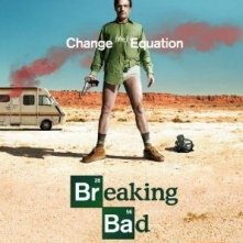 La locandina di Breaking Bad