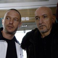 Thomas Kretschmann e Ben Kingsley in Transsiberian