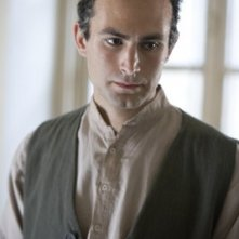 Khalid Abdalla in una sequenza de Il cacciatore di aquiloni
