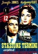 La locandina di Stazione Termini