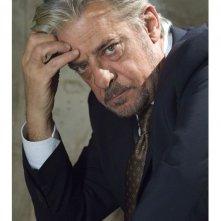 Giancarlo Giannini in una delle prime immagini del film Quantum of Solace