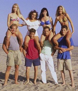I protagonisti di Beverly Hills, 90210