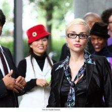 Paola Barale in un'immagine del film Colpo d'occhio