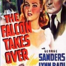 La locandina di La rivincita del Falco