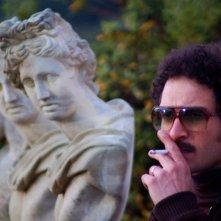 Claudio Santamaria in un'immagine del film Fine pena mai