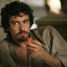 Alessio Boni nel film tv Caravaggio
