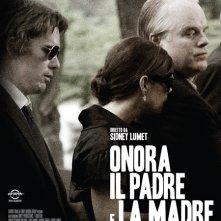 La locandina italiana di Onora il padre e la madre