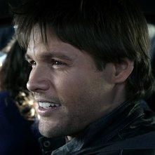 Justin Bruening nel ruolo di Mike Tracer in Knight Rider
