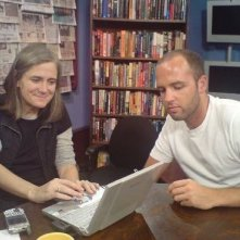 Amy Goodman e Will Francome in un'immagine del film Tutta la mia vita in prigione