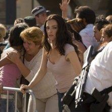 Ayelet Zurer in una scena di Prospettive di un delitto