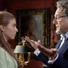Carlo Verdone e Martina Pinto nel film Grande, grosso e... Verdone