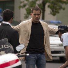 Edgar Ramirez in una scena di Prospettive di un delitto