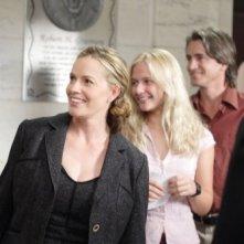 Elisabeth Shue, Dermot Mulroney e Carly Schroeder in una scena de Il mio sogno più grande
