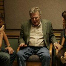 Ethan Hawke, Albert Finney e Marisa Tomei nel film di Sidney Lumet Onora il padre e la madre