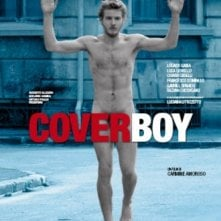La locandina di Cover-boy