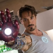 Robert Downey Jr. in Iron Man
