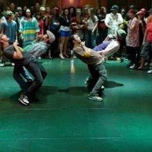 Una scena di Step Up 2
