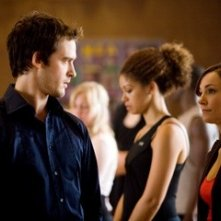 Will Kemp con Briana Evigan in una scena di Step Up 2