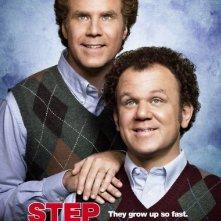 La locandina di Step Brothers